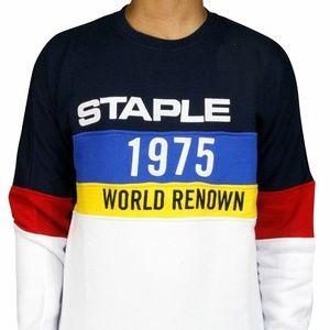Staple Pigeon Expedition 1975 Crewneck Sweatshirt